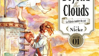 Photo of Beyond The Clouds Tome 1 de Nicke