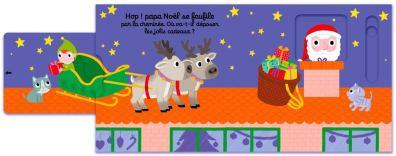 Bonjour papa Noël ! de Nathalie Choux-1