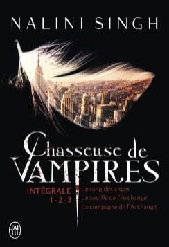 Chasseuse de Vampires Intégrale 1-2-3