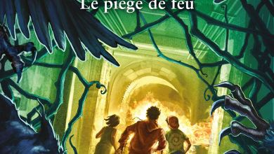 Photo of Les Travaux d'Apollon T03 : Le Piège de Feu de Rick Riordan