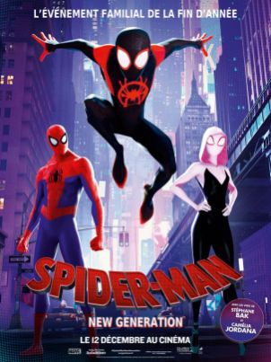 Spiderman: New Generation