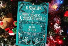 Photo de Les Crimes de Grindelwald – Le Texte du Film de J.K. Rowling