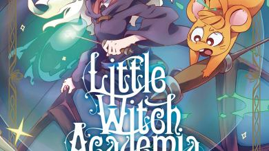 Photo of Little witch academia Tome 2 de Keisuke Sato