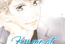 Photo de Kiss me at midnight T02 de Rin Mikimoto