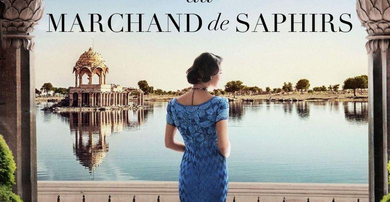 Photo de La fille du marchand de saphirs de Dinah Jefferies