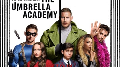 Photo of Umbrella Academy de Steve Blackman