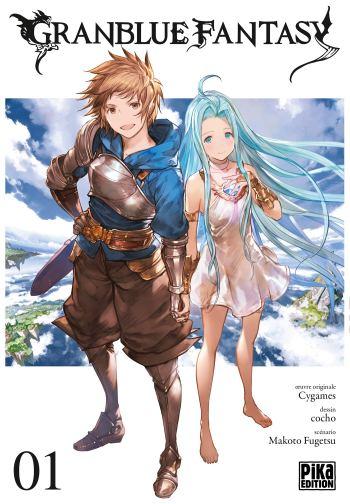 Granblue Fantasy T01 de Cocho et Makoto Fugetsu
