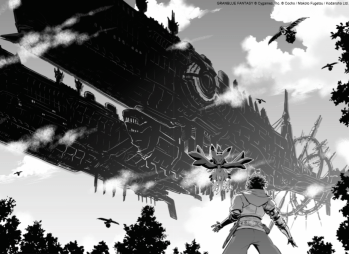 Granblue Fantasy copyright - Cocho- Makoto Fugetsu- Cygames - Kodansha et Pika ed pour la version française-2.jpg
