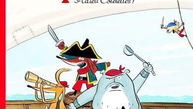 Photo de Les Chiens Pirates – Adieu Côtelettes ! de Clémentine Mélois & Rudy Spiessert