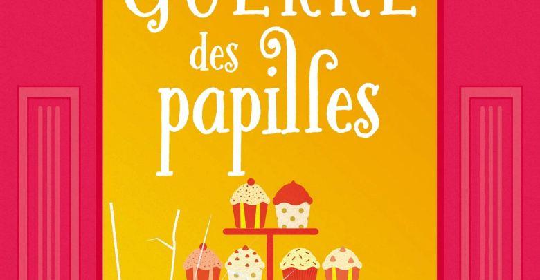 Photo of La guerre des papilles de Lucie Castel