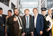 Photo de Sick Note, Saison 1 et 2 par Nat Saunders et James Serafinowicz