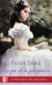 le jeu de la préceptrice de Tessa dare