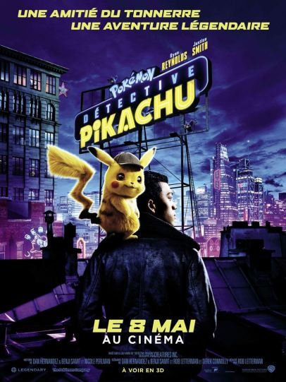 Pokemon Détective Pickachu