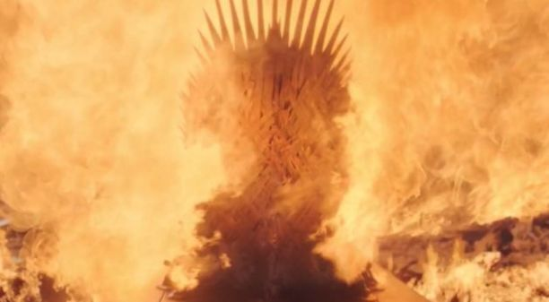 Game of thrones Saison 8 - Episode 6 - fin du trone