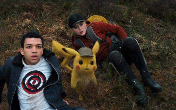 Détective Pikachu le film - Tim