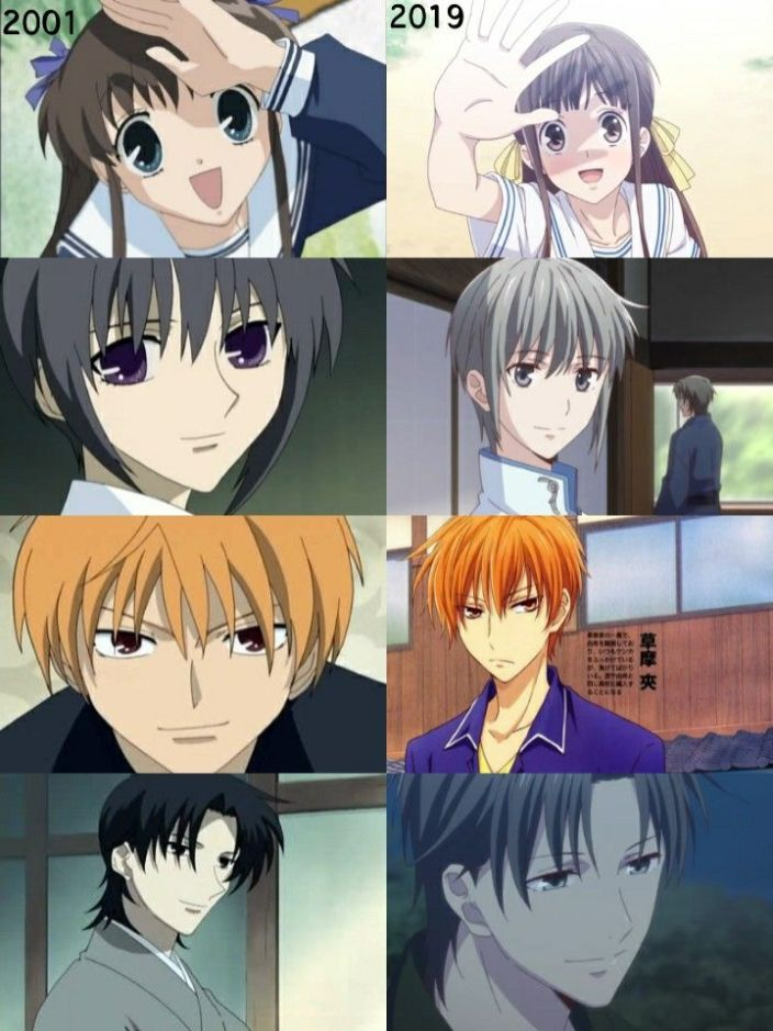 Fruits Basket 2019 - 8