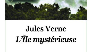Photo of L'île mystérieuse de Jules Verne