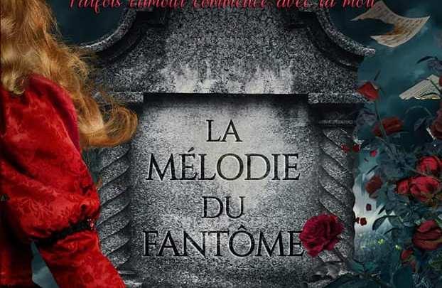 Photo of La Mélodie du fantôme de A.G. Howard