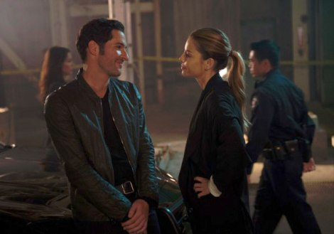 Lucifer Saison 1 de Joe Henderson & Tom Kapinos-2