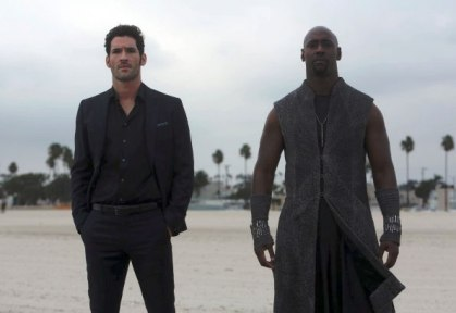 Lucifer Saison 1 de Joe Henderson & Tom Kapinos-6