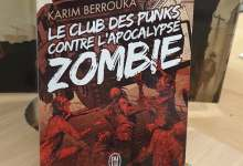 Photo de Le club des punks contre l'apocalypse zombie de Karim Berrouka.