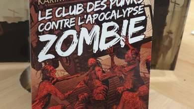 Photo of Le club des punks contre l'apocalypse zombie de Karim Berrouka.