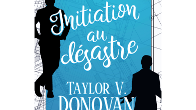 Photo de Initiation au désastre de Taylor V. Donovan