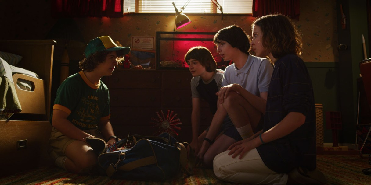 Stranger Things Saison 3-13