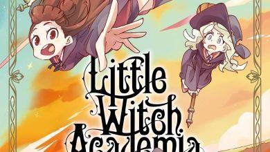 Photo of Little Witch Academia, Tome 3 de Keisuke Sato