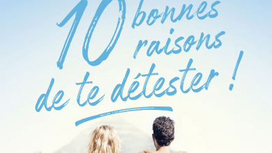 Photo de 10 bonnes raisons de te détester ! d'Emma Green