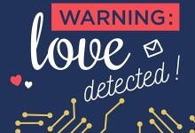 Photo of Warning : Love detected ! de Capucine Auclair