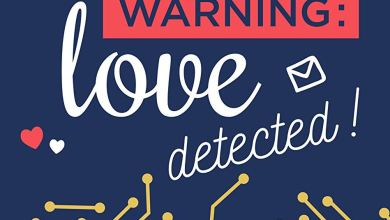 Photo de Warning : Love detected ! de Capucine Auclair