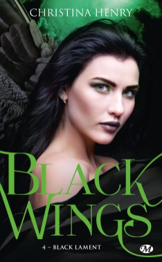 Black Wings T4 de Christina Henry