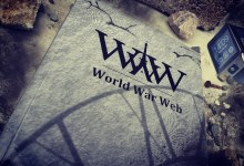 Photo of World War Web de Johanna Zaïre