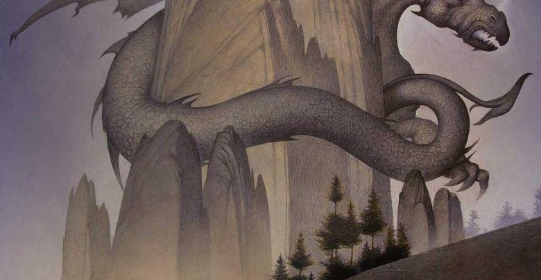 Photo de La fourchette, la sorcière et le dragon de Christopher Paolini