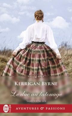 Le duc au tatouage de Kerrigan Byrne
