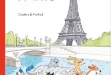 Photo of Les toutous à Paris de Dorothée de Monfreid