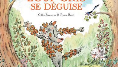 Photo de Loup gris se déguise de Gilles Bizouerne et Ronan Badel