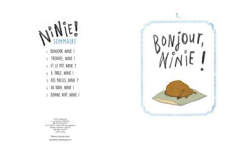 Ninie ! de Michaël Escoffier & Kris Di Giacomo-1