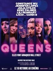 queens affiche
