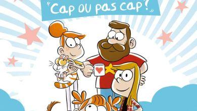 Photo of Camille pétille T01 : Cap ou pas Cap ? de Camille Osscini & Sess
