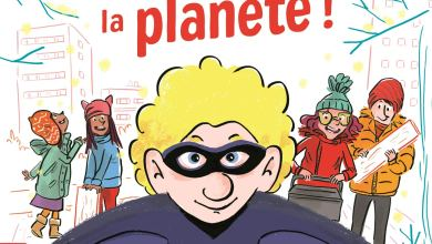 Photo of Sauve la planète ! de Gaël Aymon et Elodie Durand