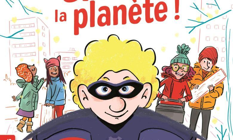 Photo de Sauve la planète ! de Gaël Aymon et Elodie Durand