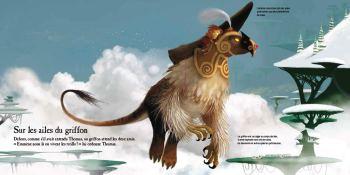 Le grand livre pop up des monstres - A.S. Baumann & Dankerleroux 2