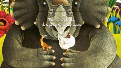 Photo of Le grand livre des dinosaures géants de Francesca Cosanti