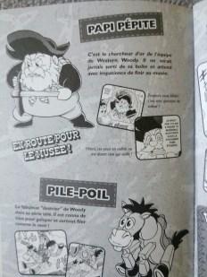 Toy story 2 Manga Tetsuhiro Koshita image 3