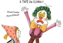 Photo of La fois où Mémé a tapé un clown de Vincent Cuvellier & Marion Piffaretti