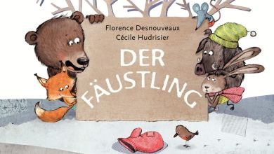 Photo of Der Faüstling – La Moufle de Florence Desnouveaux et Cécile Hudrisier