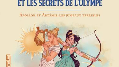 Photo of Apollon et Artémis, les jumeaux terribles de Rick Riordan