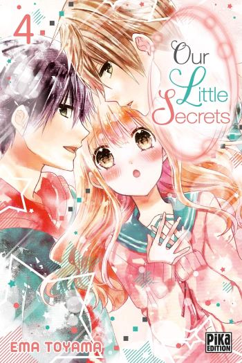 Our Little Secret T04 de Ema Toyama